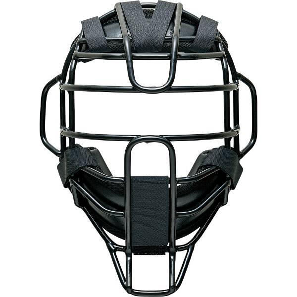 【ゼット】 プロステイタス 硬式野球用マスク SG基準 [カラー:ブラック] #BLM1266-1900 【スポーツ・アウトドア:野球・ソフトボール:キャッチャー防具:キャッチャーマスク】【ZETT】