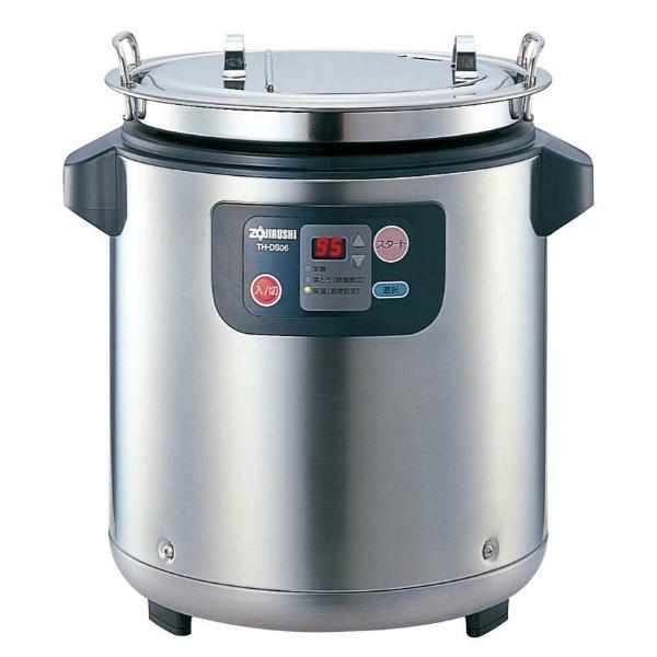【象印マホービン】 象印 マイコン スープクックジャ― TH-DW06型 6L 【キッチン用品:調理機器】【ZOUJIRUSI MAHOBIN ELECTRIC SOUP WARMER】