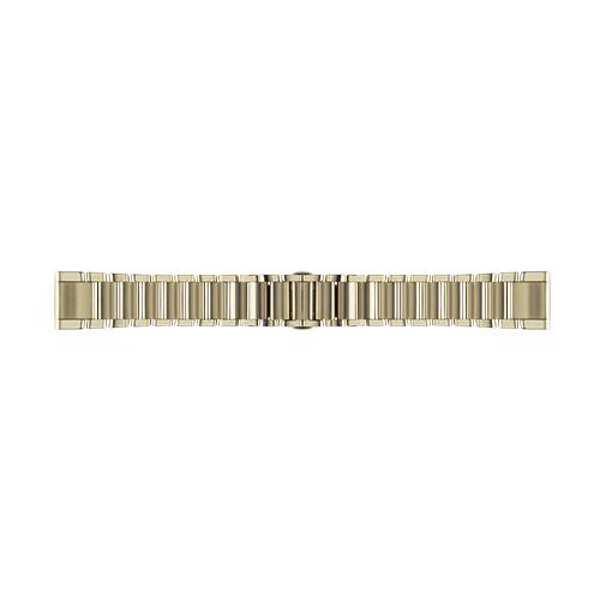 【送料無料】 ベルト交換キットfenix5S用 [カラー:シャンパンスティール] #010-12491-21 【ガーミン: スポーツ・アウトドア アウトドア 精密機器類】【ガーミン ベルト】【GARMIN】