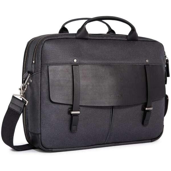 【全品ポイント10倍(要エントリー) 1ヶ月限定】 ストラーダブリーフケース [カラー:ブラック] [容量:14L] #50532000 【ティンバック2: スポーツ・アウトドア アウトドア バッグ】【TIMBUK2 Hudson Laptop Briefcase】