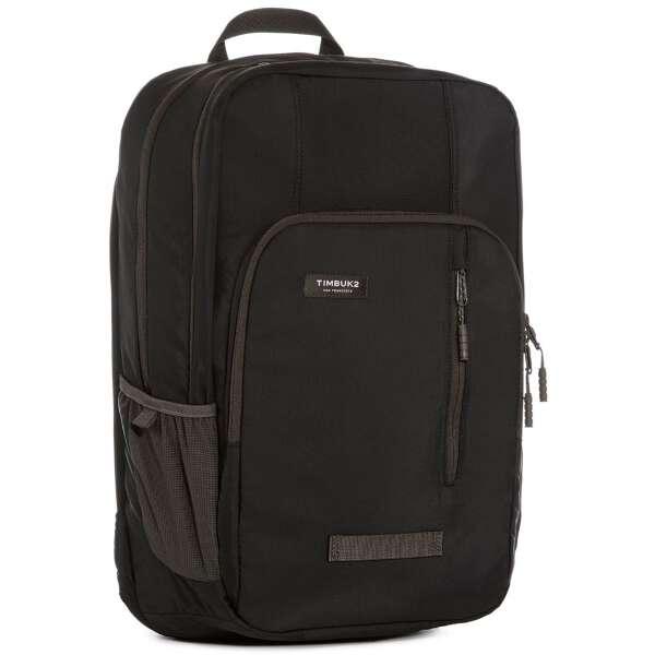 【ティンバック2】 アップタウンパック バックパック [カラー:ジェットブラック] [容量:30L] #25236114 【スポーツ・アウトドア:アウトドア:バッグ:バックパック・リュック】【TIMBUK2 Uptown Laptop TSA-Friendly Backpack】