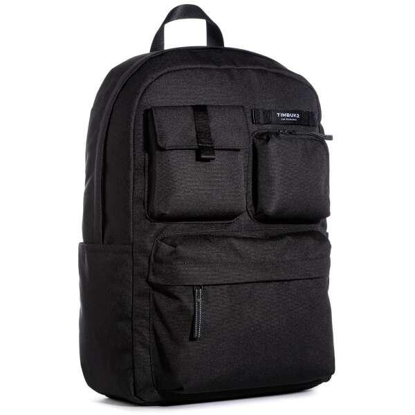 【ティンバック2】 ランブルパック バックパック [カラー:ジェットブラック] [容量:27L] #173636114 【スポーツ・アウトドア:アウトドア:バッグ:バックパック・リュック】【TIMBUK2 Ramble Pack】