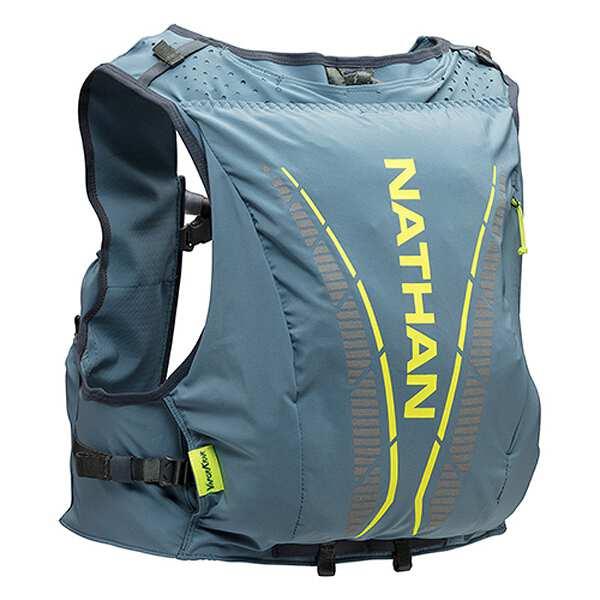 【ネイサン】 ベイパーカ― 12L [カラー:ブルーストーン] [サイズ:M] #NS4536-0045 【スポーツ・アウトドア:アウトドア:バッグ:バックパック・リュック】【NATHAN】