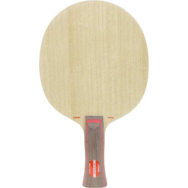 【スティガ】 シェイクラケット クリッパーウッド ANA(アナトミカル) #102034 【スポーツ・アウトドア:その他雑貨】【STIGA CLIPPER WOOD WINNER】