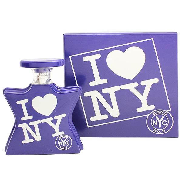【ボンドNo.9】 アイ ラブ ニューヨーク フォ― ファーザーズデイ オーデパルファム・スプレータイプ 100ml 【香水・フレグランス:フルボトル:メンズ・男性用】【BOND NO.9 I LOVE NY FOR FATHER'S DAY EAU DE PARFUM SPRAY】