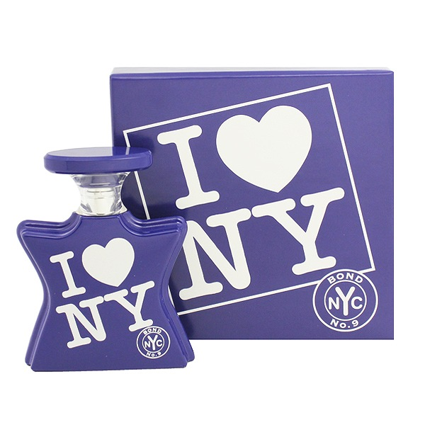 【ボンドNo.9】 アイ ラブ ニューヨーク フォ― ファーザーズデイ オーデパルファム・スプレータイプ 50ml 【香水・フレグランス:フルボトル:メンズ・男性用】【BOND NO.9 I LOVE NY FOR FATHER'S DAY EAU DE PARFUM SPRAY】