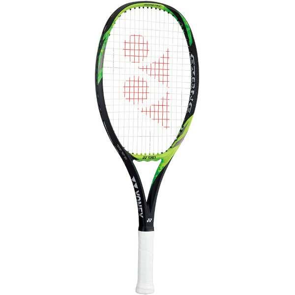 【ヨネックス】 ジュニア硬式テニスラケット Eゾーン25(ガット張り上り) [サイズ:G0] [カラー:ライムグリーン] #17EZ25G-008 【スポーツ・アウトドア:テニス:ラケット】【YONEX EZONE25】