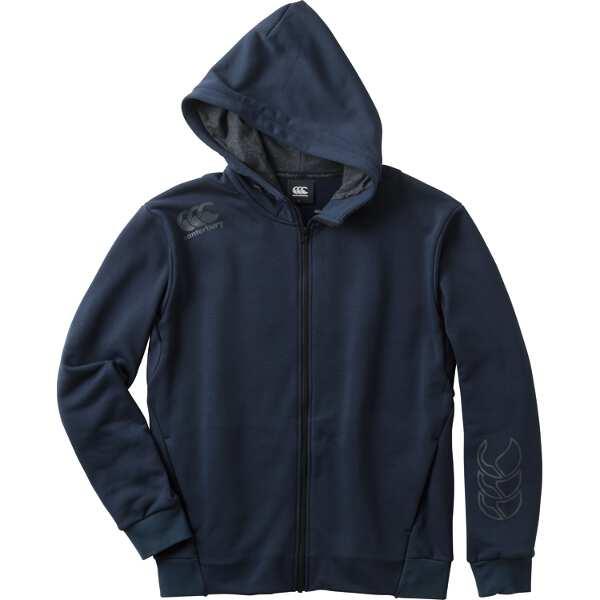 【カンタベリ―】 トレーニング スウェット ジャケット(メンズ) [サイズ:S] [カラー:ネイビー] #RP47526-29 【スポーツ・アウトドア:その他雑貨】【CANTERBURY TRAINING SWEAT JACKET(Mens)】