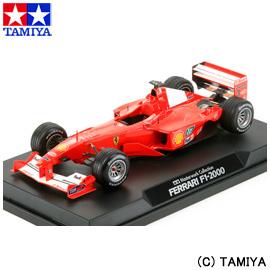 【タミヤ】 マスターワークコレクション No.114 1/20 フェラーリ F1-2000 #3 (完成品) 【玩具:プラモデル:車:レーシングカー】【マスターワークコレクション (車)】【TAMIYA 1/20 FERRARI F1-2000 No.3 (FINISHED MODEL)】