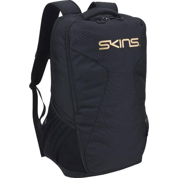 【スキンズ】 2ルームバックパック [カラー:ブラック×ゴールド] [サイズ:W32×H50×D21.5cm] #KMALJA21-BKGD 【スポーツ・アウトドア:その他雑貨】【SKINS】