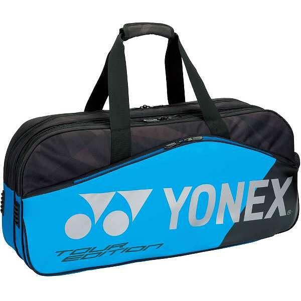 【ヨネックス】 トーナメントバッグ(テニスラケット2本収納可) [カラー:インフィニットブルー] [サイズ:75×18×33cm] #BAG1801W-506 【スポーツ・アウトドア:テニス:ラケットバッグ】【YONEX】