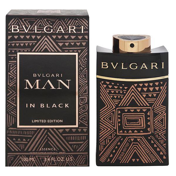 【ブルガリ】 ブルガリ マン イン ブラック エッセンス オーデパルファム・スプレータイプ 100ml 【香水・フレグランス:フルボトル:メンズ・男性用】【ブルガリ マン】【BVLGARI BVLGARI MAN IN BLACK ESSENCE LIMITED EDITION EAU DE PARFUM SPRAY】
