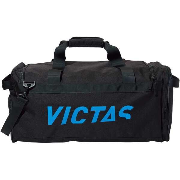 【ビクタス】 V‐SB066 ボストンバッグ [カラー:ブラック] [サイズ:60×31×32cm(60L)] #042703-0020 【スポーツ・アウトドア:卓球】【VICTAS】