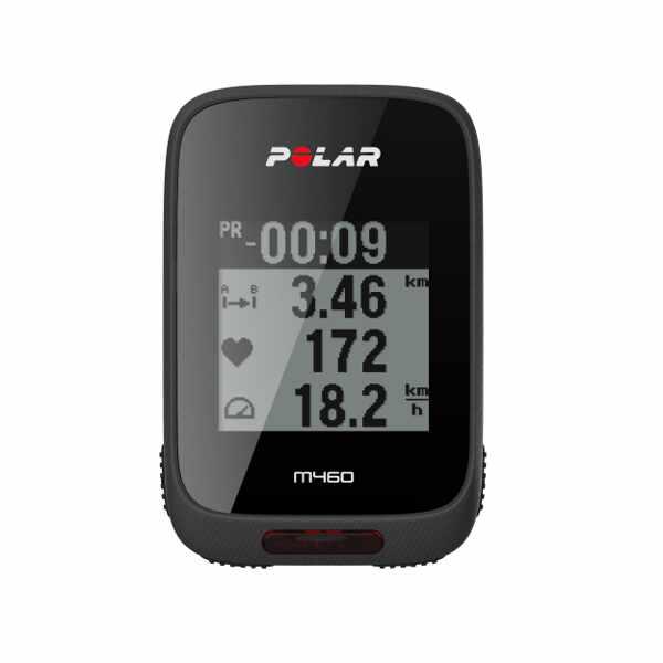 【ポラール】 M460(心拍センサーなし) 国内正規品 GPSサイクルコンピュータ― #90064756 【スポーツ・アウトドア:自転車・サイクリング:自転車用アクセサリー:サイクルコンピューター】【POLAR】