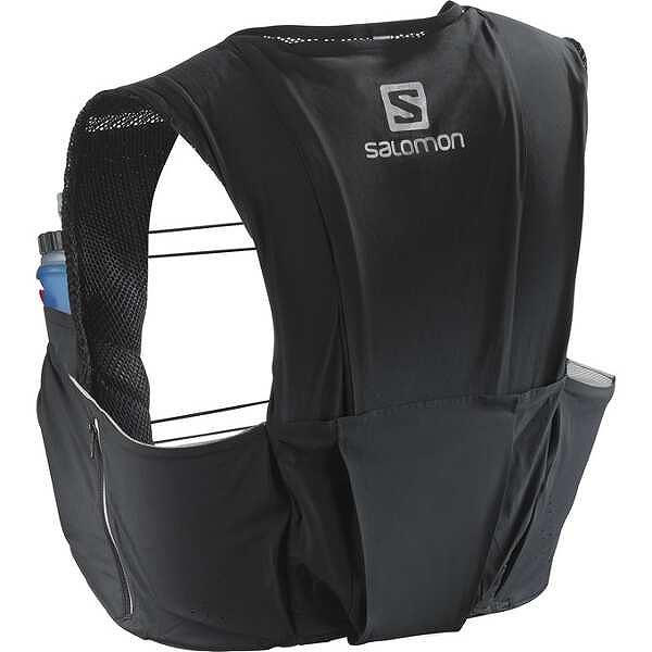【サロモン】 S/LAB SENSE ULTRA 8 SET トレランバックパック [サイズ:L] [カラー:ブラック] #L39381200 【スポーツ・アウトドア:アウトドア:バッグ:バックパック・リュック】【SALOMON】