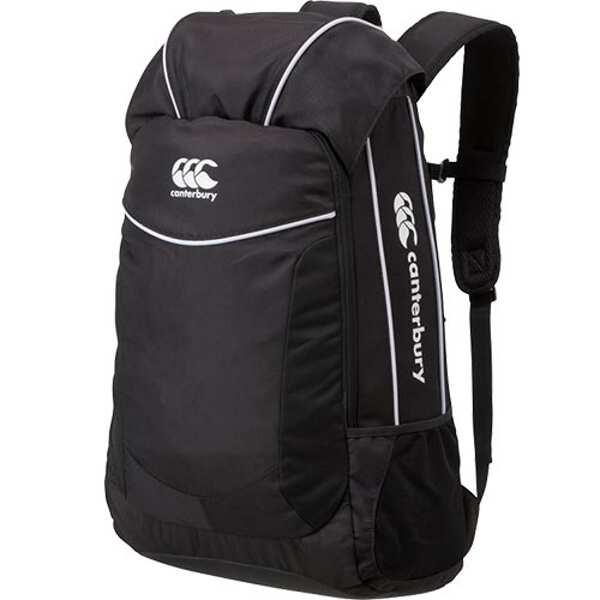 【カンタベリ―】 デイパック バックパック [カラー:ブラック] [サイズ:56×35×20cm(31L)] #AB08810-19 【スポーツ・アウトドア:アウトドア:バッグ:バックパック・リュック】【CANTERBURY DAY PACK】