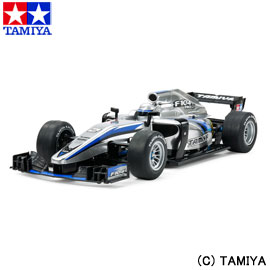 【タミヤ】 1/10 電動RCカ― No.652 F104 PROII (タイプ2017ボディ付) 【玩具:ラジコン:オンロードカー:組み立てキット】【1/10RC ツーリングカー】【TAMIYA 1/10 SCALE R/C HIGH PERFORMANCE RACING CAR F104 PRO II (w/BODY)】