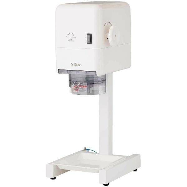 【池永鉄工】 スワン 電動式 氷削機 スノーブロッサム SSB-1000 【キッチン用品:調理機器:厨房機器:かき氷器】【スワン】【IKENAGA TEKKOU】