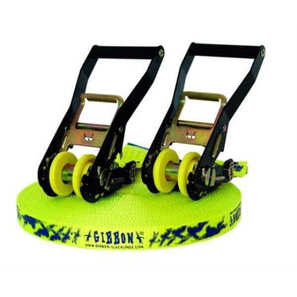 【ギボン】 FLOW LINE SET X13(フローラインセットX13) 22mライン 日本正規品 [カラー:イエロー] #A011043 【スポーツ・アウトドア:その他雑貨】【GIBBON】