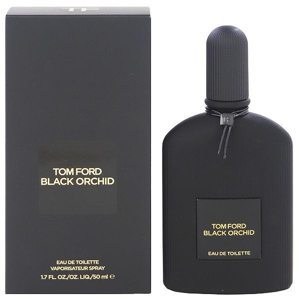 【トムフォード】 ブラックオーキッド オーデトワレ・スプレータイプ 50ml 【香水・フレグランス:フルボトル:レディース・女性用】【ブラックオーキッド】【TOM FORD TOM FORD BLACK ORCHID EAU DE TOILETTE SPRAY】