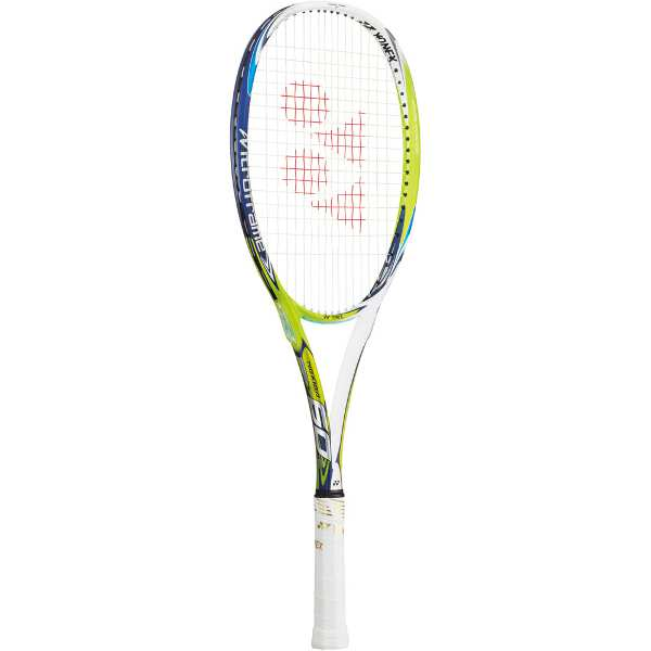 【ヨネックス】 ソフトテニスラケット ネクシーガ 60(ガットなし) [サイズ:XFL1] [カラー:フレッシュライム] #NXG60-680 【スポーツ・アウトドア:テニス:ラケット】【YONEX NEXIGA 60】
