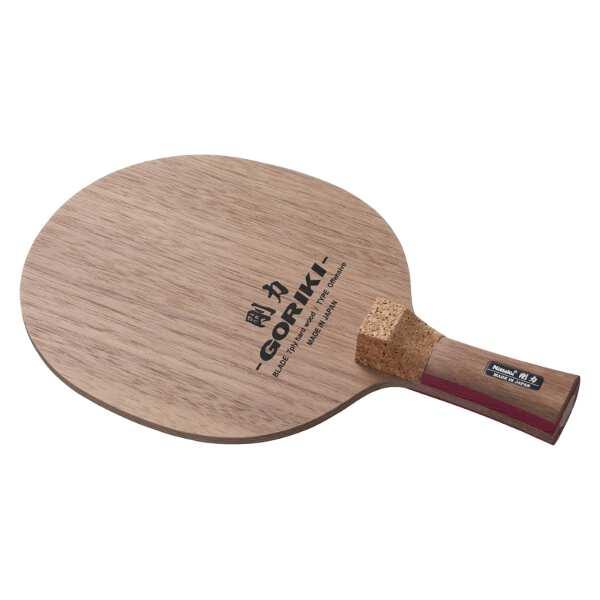 【ニッタク】 剛力J 日本式ペンホルダ― 卓球ラケット #NE-6418 【スポーツ・アウトドア:卓球:ラケット】【NITTAKU GORIKI J】