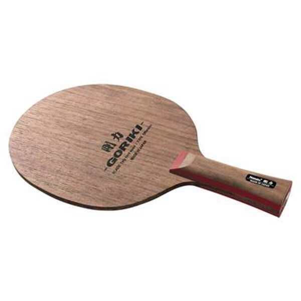 【ニッタク】 剛力 FL(フレア) 卓球ラケット #NE-6115 【スポーツ・アウトドア:卓球:ラケット】【NITTAKU GORIKI FL】