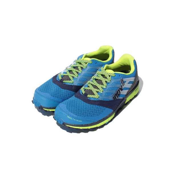 【イノベイト】 トレイルタロン 250 MS メンズトレイルランニングシューズ [サイズ:27.5cm] [カラー:ブルー×ネイビー×グレー] #IVT2663M2-BNG 【スポーツ・アウトドア:登山・トレッキング:靴・ブーツ】【INOV-8 TRAILTALON 275 MS】