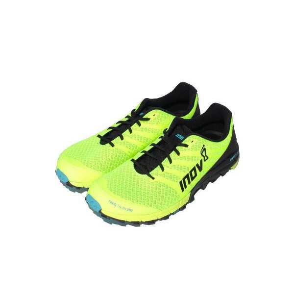 【イノベイト】 トレイルタロン 250 MS メンズトレイルランニングシューズ [サイズ:25.0cm] [カラー:ネオンイエロー×ブラック×ブルー] #IVT2713M1-NBB 【スポーツ・アウトドア:登山・トレッキング:靴・ブーツ】【INOV-8 TRAILTALON 250 MS】