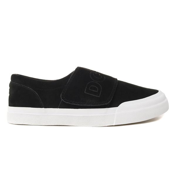 【DC SHOES】 SWRAP [カラー:ブラック] [サイズ:28cm (US10)]DM191601BLK 【靴:メンズ靴:スニーカー】【DM191601】