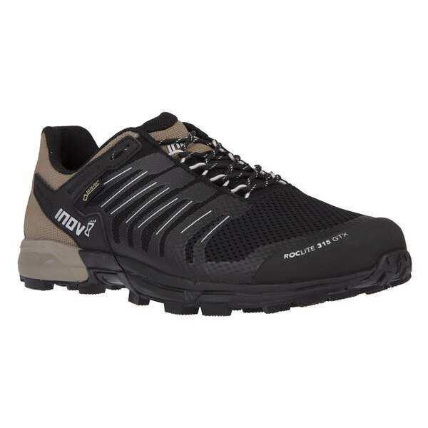 【イノベイト】 ロックライト 315 GTX MS(ゴアテックス・グラフェン搭載) [サイズ:27.5cm] [カラー:ブラック×ブラウン] #NO2NIG14BB-BBR 【スポーツ・アウトドア:登山・トレッキング:靴・ブーツ】【INOV-8 ROCLITE 315 GTX MS】