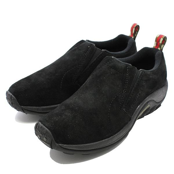 【メレル】 メレル ジャングルモック [サイズ:25.5cm (US7.5)] [カラー:ミッドナイト] #J60825 【靴:メンズ靴:スニーカー】【ジャングルモック】【MERRELL JUNGLE MOC MIDNIGHT】