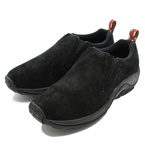 【メレル】 メレル ジャングルモック [サイズ:28cm (US10)] [カラー:ミッドナイト] #J60825 【靴:メンズ靴:スニーカー】【J60825】【MERRELL JUNGLE MOC MIDNIGHT】