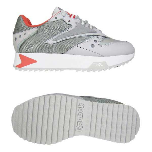 【リーボック】 CL LTHR ATI 90S W オルターザアイコン [サイズ:22.5cm] [カラー:スカルグレー×トゥルーグレー] #DV6465 【靴:レディース靴:スニーカー】【REEBOK】
