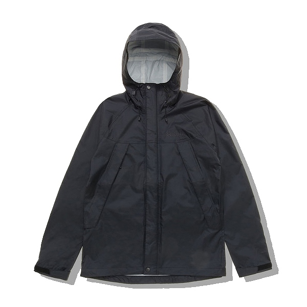 【コロンビア】 ワバシュジャケット [サイズ:M] [カラー:Black] #PM5647-010 【スポーツ・アウトドア】【PM5647】【COLUMBIA WabashJacket】