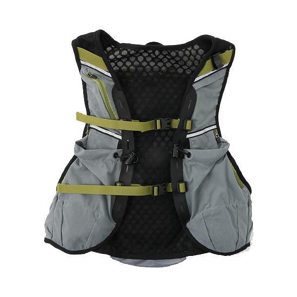 シングルトラックレースベストパック [サイズ:S/M] [カラー:Manta Grey] [容量:5L] #OE8250-073 【マウンテンハードウェア: スポーツ・アウトドア その他 】【MOUNTAIN HARDWEAR Single Track Race Vest Pack】