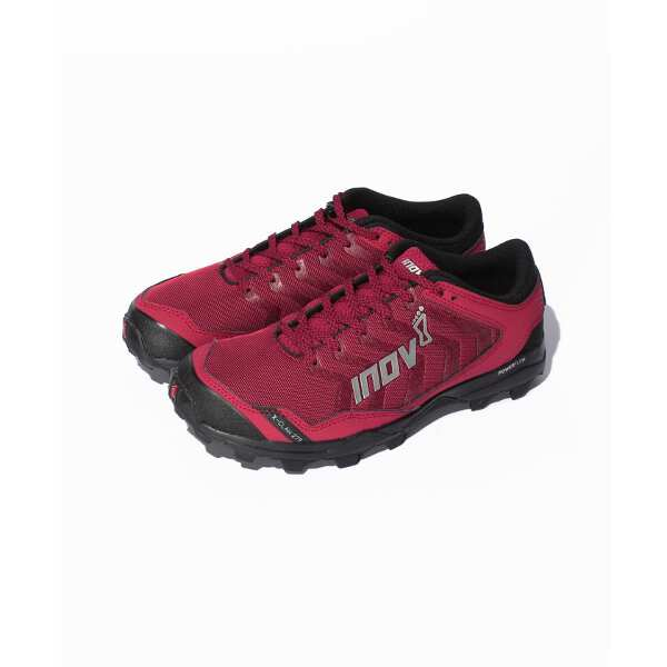 【イノベイト】 X-クロウ 275 MS メンズ トレイルランニングシューズ [サイズ:25.5cm] [カラー:レッド×ブラック] #IVT2750M2-RBK 【スポーツ・アウトドア:登山・トレッキング:靴・ブーツ】【INOV-8 X-CLAW 275 MS】
