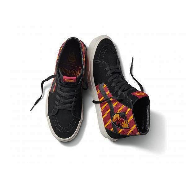 【バンズ】 バンズ スケートハイ (Harry Potter) [サイズ:27cm(US9)] [カラー:Gryfndr×Mlt] #VN0A4BV6XK8 【靴:メンズ靴:スニーカー】【VN0A4BV6XK8】【VANS VANS SK8-HI】