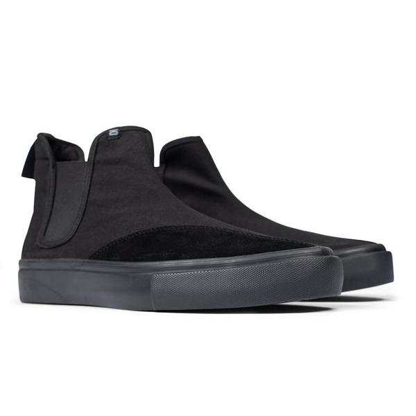 【クリアウェザ―】 ジェフリ― [サイズ:28cm(US10)] [カラー:BLACK] #CM017001 【靴:メンズ靴:スニーカー】【CM017001】【CLEAR WEATHER JEFFREY BLACK】
