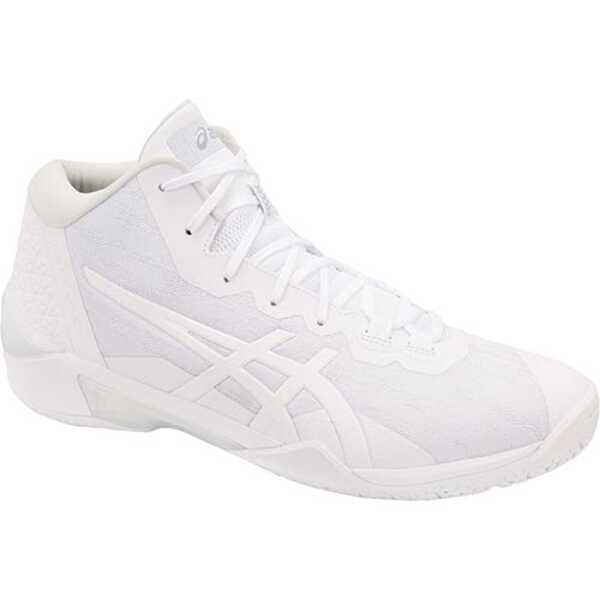 【アシックス】 ゲルバースト 23 バスケットボールシューズ [サイズ:23.5cm] [カラー:ホワイト×ホワイト] #1061A019-101 【スポーツ・アウトドア:バスケットボール:競技用シューズ:メンズ競技用シューズ】【ASICS GELBURST 23】