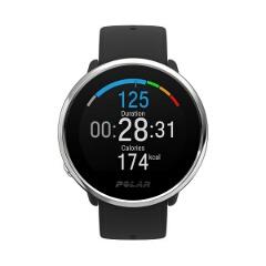【6%off+最大3750円offクーポン(要獲得) 5/7 9:59まで】 【送料無料】 Ignite(イグナイト) 日本正規品 GPSフィットネスウォッチ [カラー:ブラック] [バンドサイズ:M/L] #90071063 【ポラール: スポーツ・アウトドア ジョギング・マラソン GPS】【POLAR】