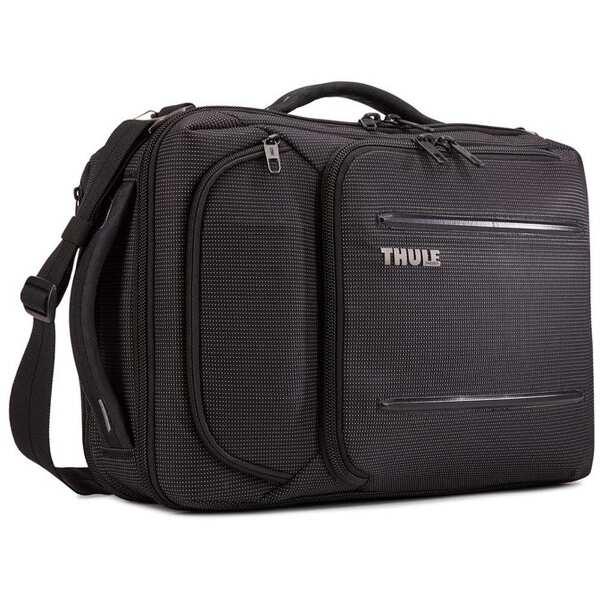 【スーリ―】 クロスオーバー2 コンバーティブルラップトップバッグ 15.6 [カラー:ブラック] [サイズ:33×19×48cm] #3203841 【スポーツ・アウトドア:その他雑貨】【THULE CROSSOVER 2 Convertible Laptop Bag 15.6】