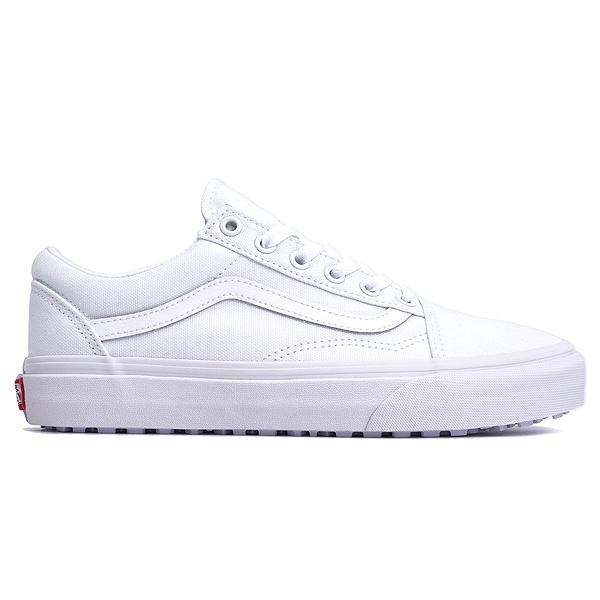 【バンズ】 バンズ オールドスクール UC (Made For The Makers) [サイズ:28cm(US10)] [カラー:ホワイト] #VN0A3MUUV7Y 【靴:メンズ靴:スニーカー】【VN0A3MUUV7Y】【VANS VANS OLD SKOOL UC】
