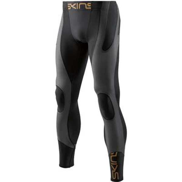 【スキンズ】 A400 K-PROPRIUM メンズ ロングタイツ [サイズ:L] [カラー:ブラック×チャコール] #DU84010050-BKCH 【スポーツ・アウトドア:スポーツウェア・アクセサリー:スポーツ用インナー:メンズインナー:ボトムズ】【SKINS】