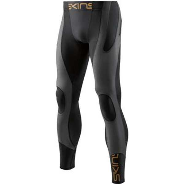 【スキンズ】 A400 K-PROPRIUM メンズ ロングタイツ [サイズ:M] [カラー:ブラック×チャコール] #DU84010050-BKCH 【スポーツ・アウトドア:スポーツウェア・アクセサリー:スポーツ用インナー:メンズインナー:ボトムズ】【SKINS】