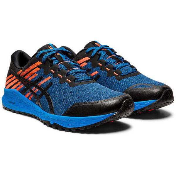【アシックス】 アルパイン XT 2 トレイルランニングシューズ [サイズ:27.5cm] [カラー:エレクトリックブルー×ブラック] #1011A564-400 【スポーツ・アウトドア:登山・トレッキング:靴・ブーツ】【ASICS ALPINE XT 2】