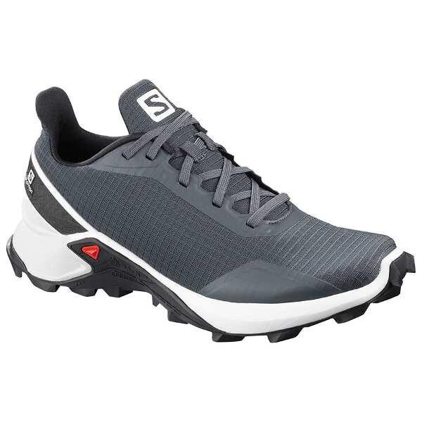 【サロモン】 アルファクロス W(レディース) [サイズ:24.5cm] [カラー:インディアインク×ホワイト] #L40804500 【スポーツ・アウトドア:登山・トレッキング:靴・ブーツ】【SALOMON ALPHACROSS W】
