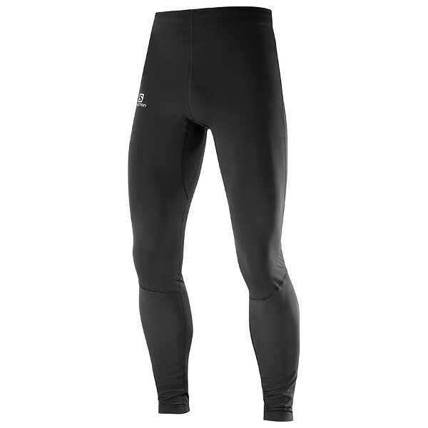 【サロモン】 AGILE ウォームタイツ M(メンズ) [サイズ:M] [カラー:ブラック] #L40360300 【スポーツ・アウトドア:アウトドア:ウェア:メンズウェア:防寒インナー】【SALOMON】