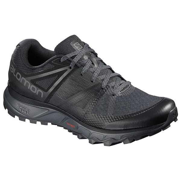 【サロモン】 トレイルスタ― [サイズ:27.5cm] [カラー:ファントム×ブラック] #L40487700 【スポーツ・アウトドア:登山・トレッキング:靴・ブーツ】【SALOMON TRAILSTER】