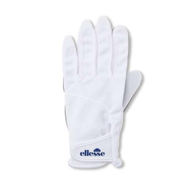 【300円offクーポン(要獲得) 3/25 9:59まで】 UVグローブ(両手) テニス レディース [サイズ:M] [カラー:ホワイト] #EAC3901L-W [あす楽] 【エレッセ: スポーツ・アウトドア テニス グローブ】【ELLESSE UV Glove(Womens)】